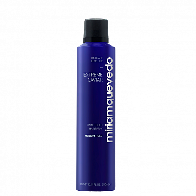 Extreme Caviar Final Touch Hairspray – Medium Hold