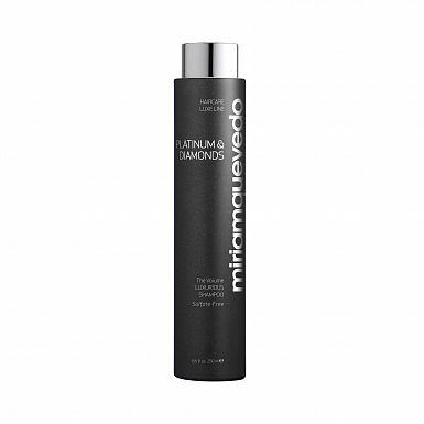 PLATINUM & DIAMONDS Luxurious Shampoo (Sulfate-Free)